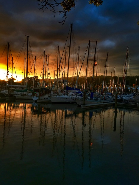 Whangarei sunset