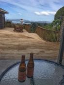 Tuis Nest B & B. Gorgeous views! Opua