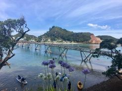 Bridge between Pataua North and south.
