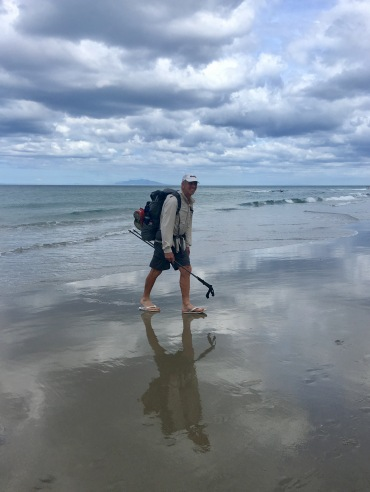 Mangawhei Heads Beach