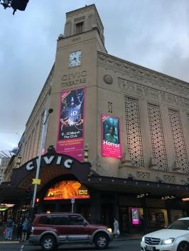 Beautiful Civic Theatre in Queen Street, Auckland
