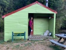 Browning Hut